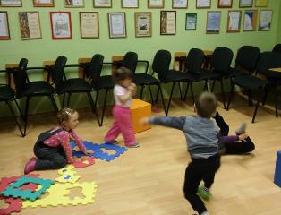 2018 m. Šeimos klubas su vaikais iki 6 metų