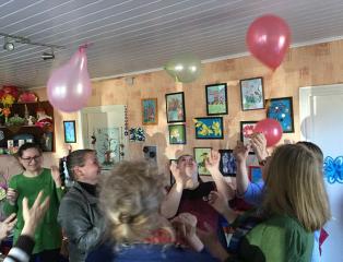 Pozityvios tėvystės mokymai Bagaslaviškyje