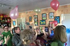 Pozityvios tėvystės mokymai Bagaslaviškio