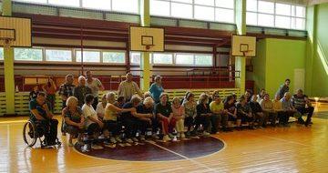 Širvintų rajono neįgaliųjų sporto žaidynės