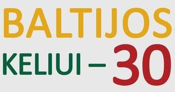 Kviečiame kartu minėti BALTIJOS KELIO 30-metį