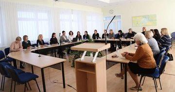 Širvintose vyko Vilniaus apskrities tarpžinybinis susitikimas