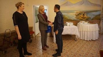 Svečias iš Turkijos