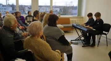 Muzikos terapija